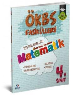 Koza Yayınları 4. Sınıf Matematik ÖKBS Fasikülleri