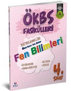 Koza Yayınları 4. Sınıf Fen Bilimleri ÖKBS Fasikülleri