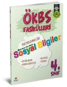 Koza Yayınları 4. Sınıf Sosyal Bilgiler ÖKBS Fasikülleri