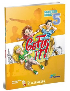 KRC Publishing 5. Sınıf Go For It! - Master Book