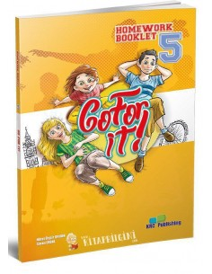 KRC Publishing 5. Sınıf Go For It! - Homework Booklet