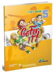 KRC Publishing 5. Sınıf Go For It! - Test Book