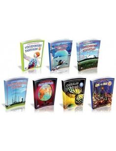 Koza Yayınları 5. Sınıf Fen Bilimleri Dizisi (7 Kitap)