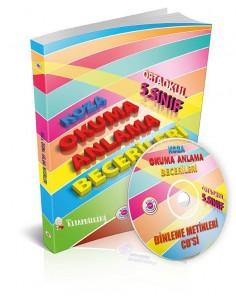 Koza Yayınları 5. Sınıf Okuma Anlama Becerileri (CD'li)