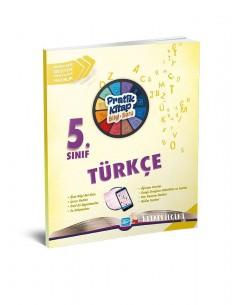 Koza Karaca Yayınları 5. Sınıf Türkçe Pratik Kitap