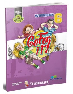 KRC Publishing 6. Sınıf Go For It! - Workbook