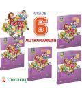 KRC Publishing 6. Sınıf Go For It! - Grade 6 Set (4 Kitap)