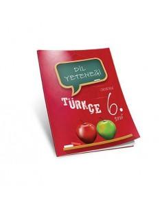 Koza Yayınları 6. Sınıf Türkçe Dil Yeteneği