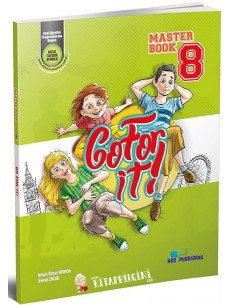 KRC Publishing 8. Sınıf Go For It! - Master Book