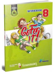 KRC Publishing 8. Sınıf Go For It! - Workbook
