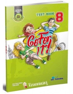 KRC Publishing 8. Sınıf Go For It! - Test Book