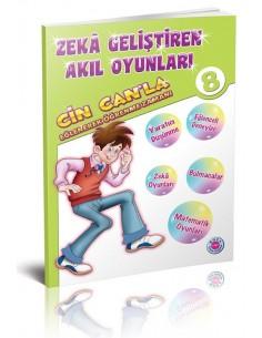 More about Koza Yayınları 8. Sınıf Cin Can'la Eğlenerek Öğrenme Zamanı