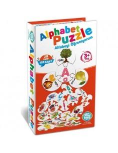 Circle Toys Alfabeyi Öğreniyorum - Eşleştirme Oyun Seti