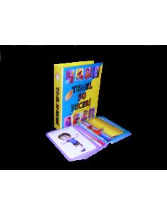Yuka Kids  Temel 50 Temel Beceri Kartları