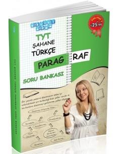 Akıllı Adam TYT Şahane Türkçe Paragraf Soru Bankası