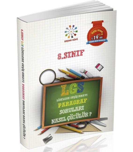 Başarı Küpü 8. Sınıf LGS Paragraf Soruları Nasıl Çözülür