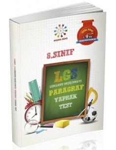 Başarı Küpü 8. Sınıf LGS Paragraf Yaprak Test