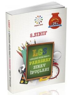 Başarı Küpü 8. Sınıf LGS Paragraf Sınav İpuçları