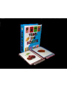 Yuka Kids  Temel 100 Sözcük Kartları