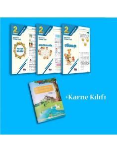 Açı Yayınları 2. Sınıf Yaz Tatil Seti