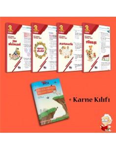 Açı Yayınları 3. Sınıf Yaz Tatil Seti