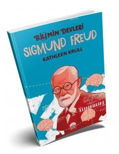 Bilimin Devleri: Sigmund Freud - Martı Yayınları