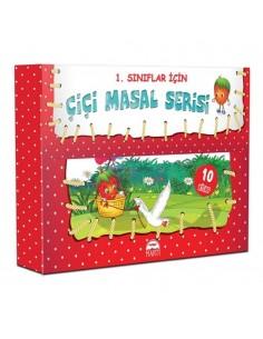 Çiçi Masal Serisi (10 Kitap) - Martı Yayınları