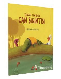 Erdem Yayınları Timsah Temsi'nin Can Sıkıntısı
