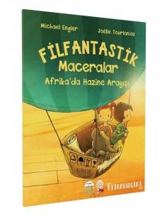 Filfantastik Maceralar: Afrika'da Hazine Arayışı - Martı Yayınları