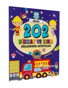 Karatay Yayınları 202 Dikkat ve Zeka Güçlendirme Aktiviteleri