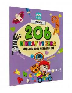 Karatay Yayınları 206 Dikkat ve Zeka Güçlendirme Aktiviteleri