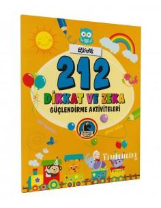 Karatay Yayınları 212 Dikkat ve Zeka Güçlendirme Aktiviteleri