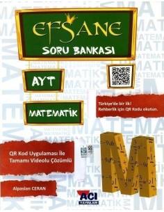 Açı Yayınları AYT Efsane Matematik Soru Bankası