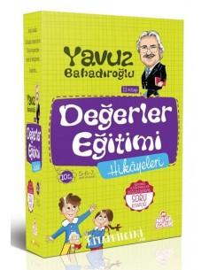 Yavuz Bahadıroğlu- Değerler Eğitimi Hikayeleri (11 Kitap)