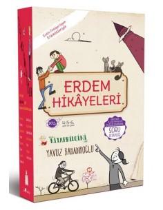 Yavuz Bahadıroğlu- Erdem Hikayeleri (12 Kitap)