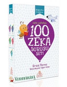 Nesil Çocuk Yayınları Kafa Patlatan 100 Zeka Sorusu Seti 5 Kitap