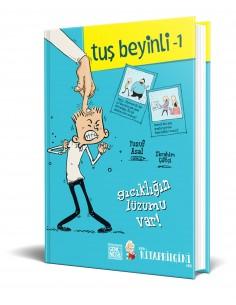 Nesil Yayınları Tuş Beyinli-1 Gıcıklığın Lüzumu Var!