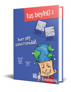 Nesil Yayınları Tuş Beyinli-3 Her Şey Umrumda!