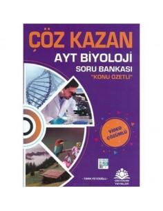 Çöz Kazan AYT Biyoloji Konu Özetli Video Çözümlü Soru Bankası