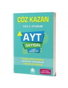 Çöz Kazan Yayınları AYT Sayısal 5 Deneme