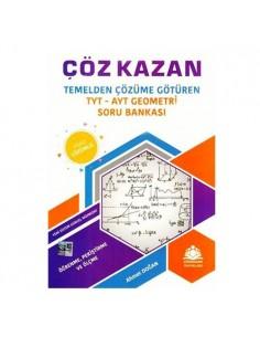 Çöz Kazan TYT/AYT Geometri Soru Bankası