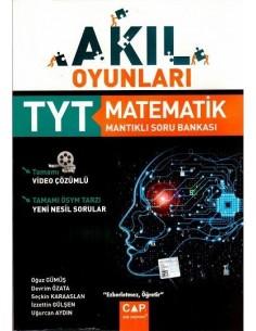Çap Yayınları TYT Akıl Oyunları Matematik Soru Bankası