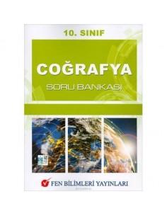 Fen Bilimleri Yayınları 10.Sınıf Coğrafya Soru Bankası