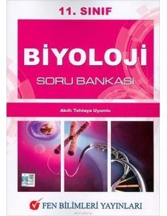 Fen Bilimleri Yayınları 11.Sınıf Biyoloji Soru Bankası