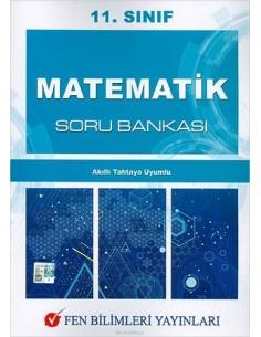 Fen Bilimleri Yayınları 11.Sınıf Tarih Soru Bankası