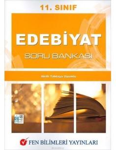 Fen Bilimleri Yayınları 11.Sınıf Edebiyat Soru Bankası