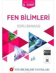 Fen Bilimleri Yayınları 8.Sınıf Fen Bilimleri Konu Özetli Soru Bankası