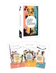 Erdem Yayınları Saklı İzler Kulübü Hikaye Seti (5. Sınıf)