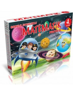 Özyürek Yayınları 4.Sınıf Sorulu Öykülerle Matematik Dünyası (10 Kitap)