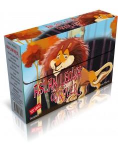 Özyürek Yayınları Aslan Leo'ya Öyküler (10 Kitap)